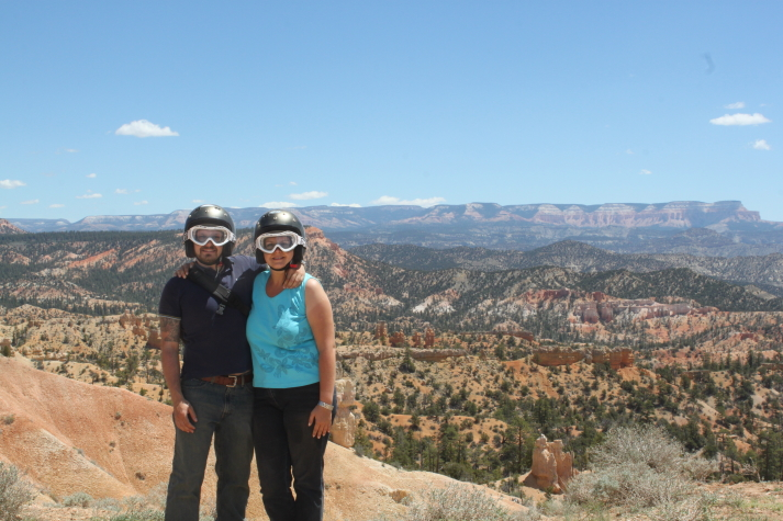 Quad-Tour durch den Bryce Canyon
