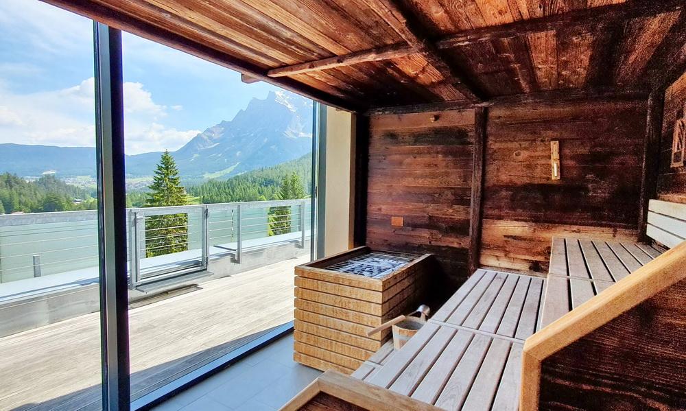 MyTirol: Auszeit in den Bergen - Sauna