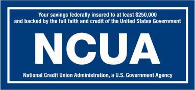 NCUA Blue Logo