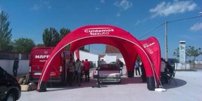Mapfre revisará vehículos gratuitamente en Gipuzkoa