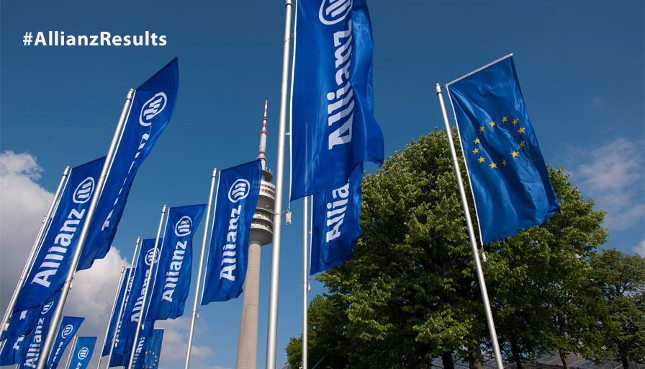 Allianz gana 3.810 millones en el primer semestre