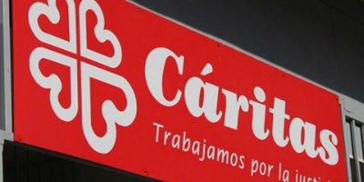 Cáritas-Toledo recibe donación de trabajadores, pacientes y familiares de Solimat
