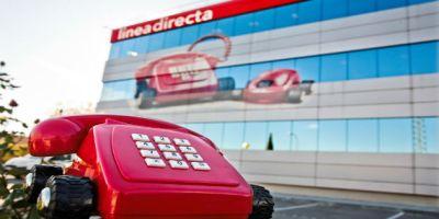 Línea Directa gana 112 millones en 2017
