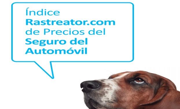 Rastreator.com publica Índice de Precios del Seguro del Automóvil
