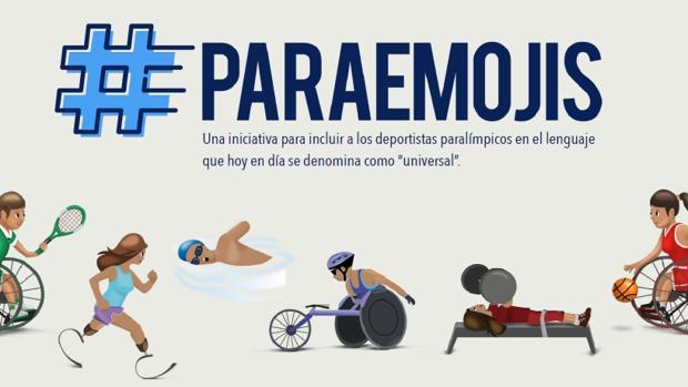 #PARAEMOJIS busca el reconocimiento del deporte paralímpico en RRSS