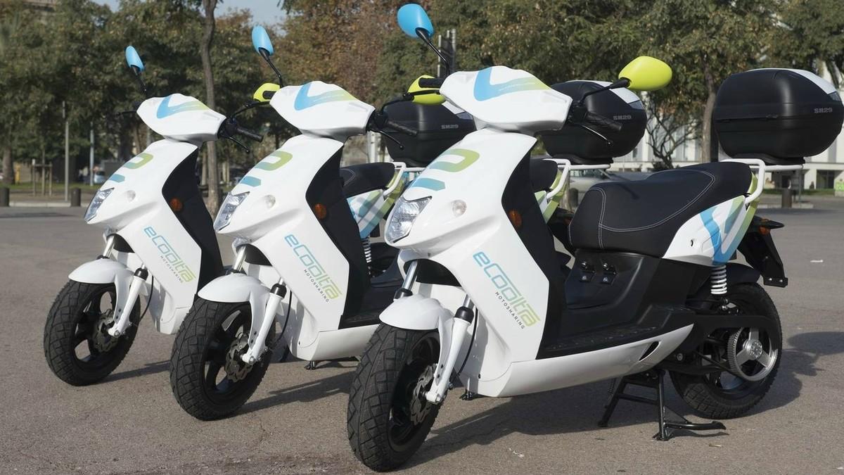 Seguro para motos de alquiler por minutos, impulsa el motosharing