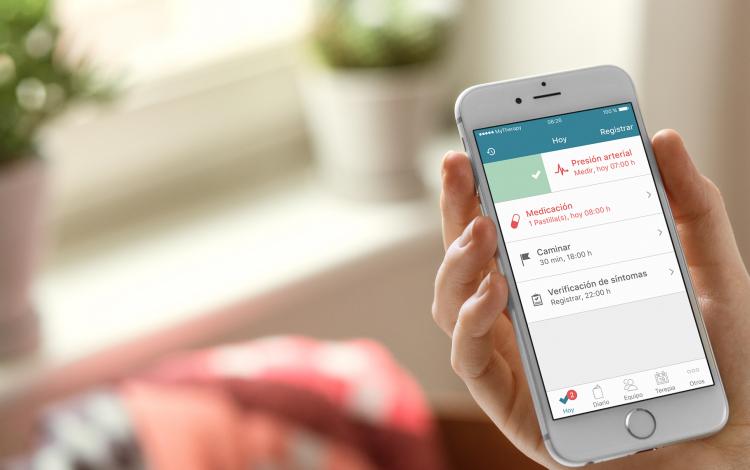 Las aplicaciones de salud se cuelan cada vez más en los móviles de los españoles