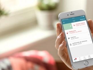 Aplicaciones moviles de salud