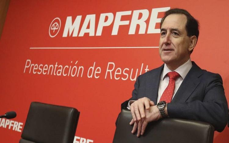 Mapfre aumenta sus ganancias sostenida por España
