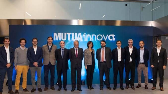 Ignacio Garralda inaugura la Mutua Innova Open Day'