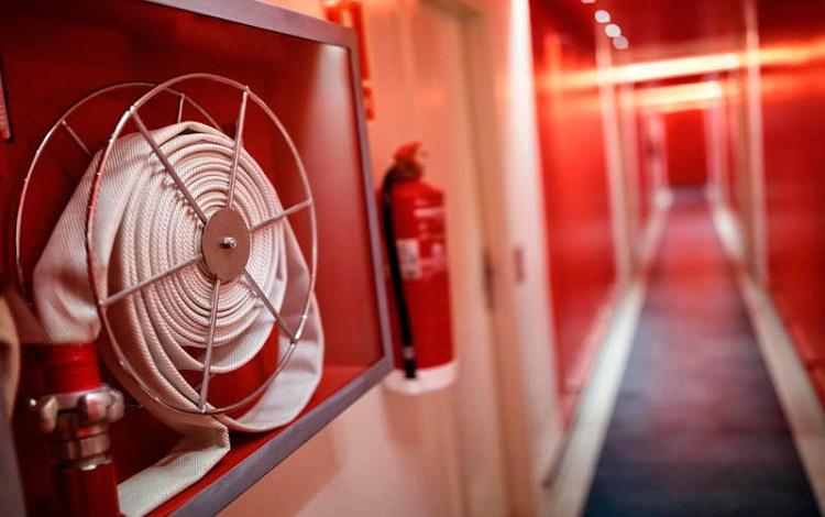 Protección contra Incendios España 2018