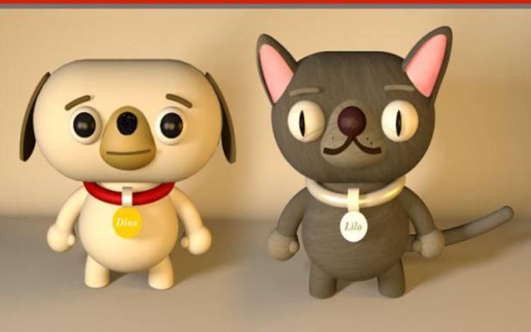 Mascotas de Mapfre