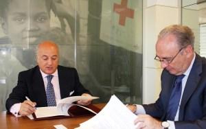 Fundación Aon España colaborará con Cruz Roja