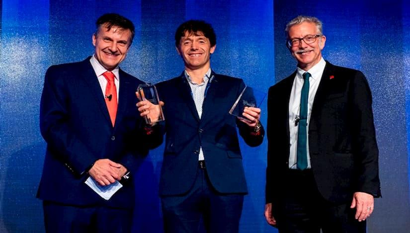 Caser gana premio Eye on Innovation Award 2019