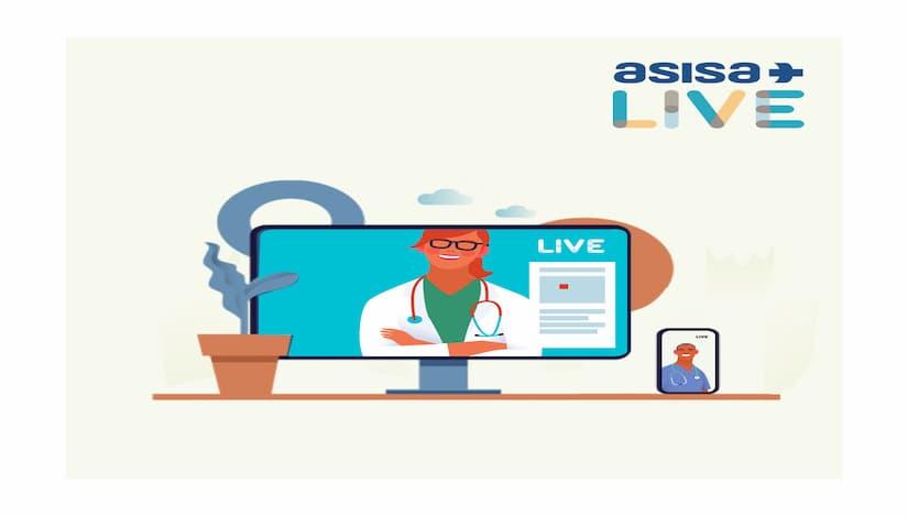 Asisa LIVE  amplía su catálogo de especialidades