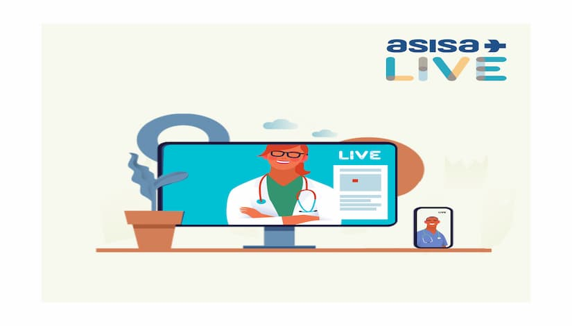 Asisa LIVE videoconsultas, amplía catálogo especialidades