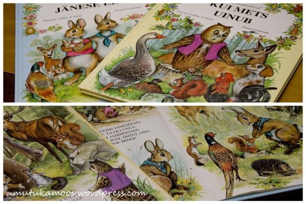 Väikelaste raamatud