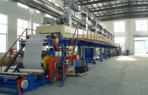 Nhà máy sản xuất mút xốp