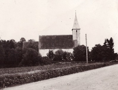 Karuse kirik. (Hanila Muuseum)