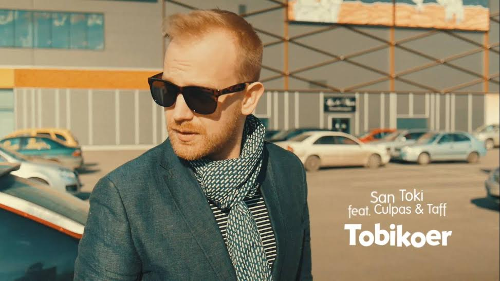 "San Toki feat. Culpas & Taff ""Tobikoer"""
