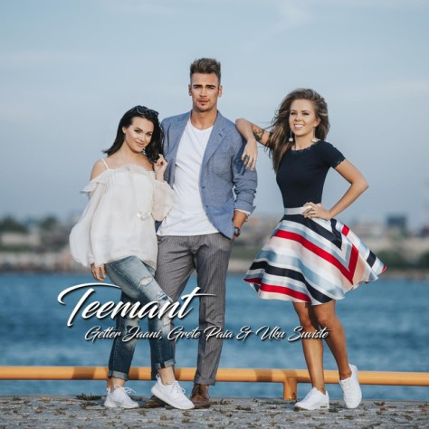 """Getter Jaani, Grete Paia & Uku Suviste """"Teemant"""""""