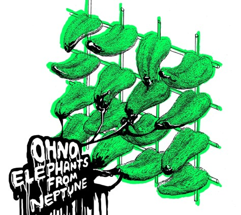 """Elephants From Neptune """"Oh No"""""""
