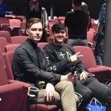 Eesti Laul 2019 pressikonverents: STEFAN koos DELFI ajakirjanikuga