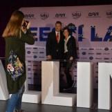 Eesti Laul 2019 pressikonverents: Birgit ansamblist The Swingers