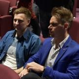Eesti Laul 2019 pressikonverents: Tomi Rahula ja Uku Suviste