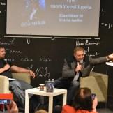 """Mart Sander esitles raamatut """"Kõhedad muinaslood"""" (foto: 2/18)"""