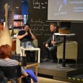 """Mart Sander esitles raamatut """"Kõhedad muinaslood"""" (foto: 6/18)"""