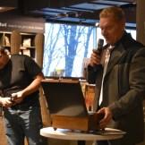 """Mart Sander esitles raamatut """"Kõhedad muinaslood"""" (foto: 11/18)"""