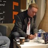 """Mart Sander esitles raamatut """"Kõhedad muinaslood"""" (foto: 16/18)"""