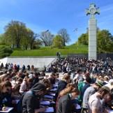 Tallinna päev: etteütluse kirjutamine (foto: 13/18)