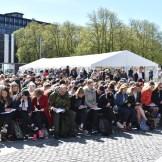 Tallinna päev: etteütluse kirjutamine (foto: 4/18)