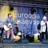 Ivo Linna ja ansambel Supernova Vabaduse väljakul (foto: 1/15)