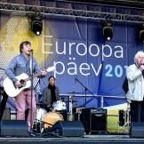Ivo Linna ja ansambel Supernova Vabaduse väljakul (foto: 4/15)