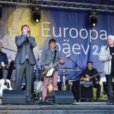Ivo Linna ja ansambel Supernova Vabaduse väljakul (foto: 6/15)