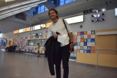 Victor Crone Tallinna Lennujaamas (foto: 2/7)