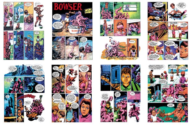Bowser page order