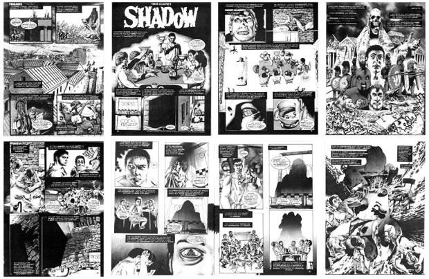 Shadow, 8 pgs