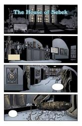 Hellboy: The House of Sebek