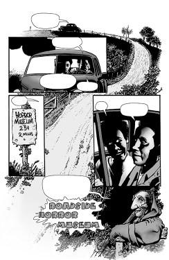 Roadside Horror Museum