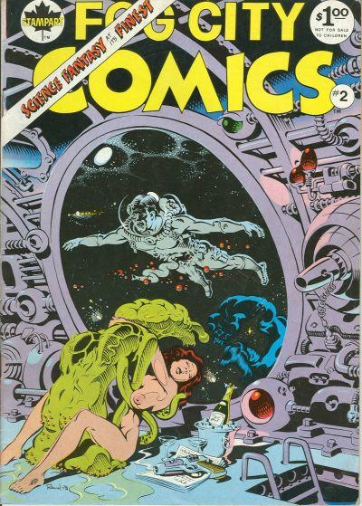 Fog City Comics #2 (1978)