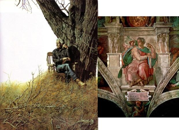 Michelangelo Hommage