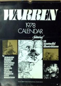 1978 Warren Calendar