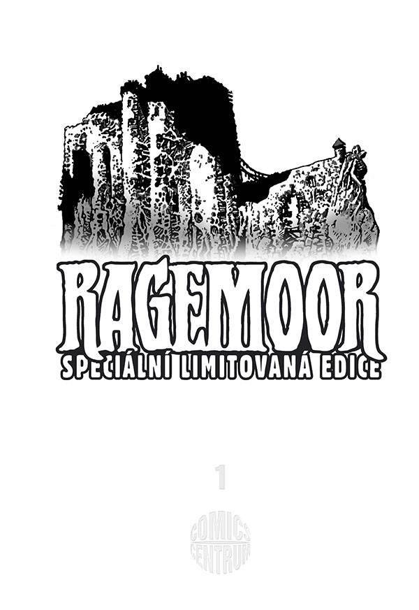 Ragemoor [CZ] title page