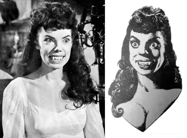 A Bride of Dracula from Horror of Dracula