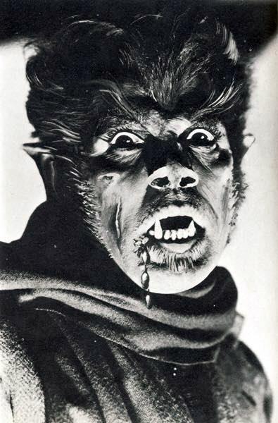 Werewolf with Underlight