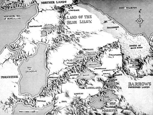 Barrows, Forbidden Lands